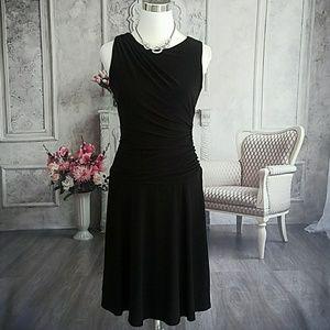 Lauren Ralph Lauren Women's Dress Black Size 4